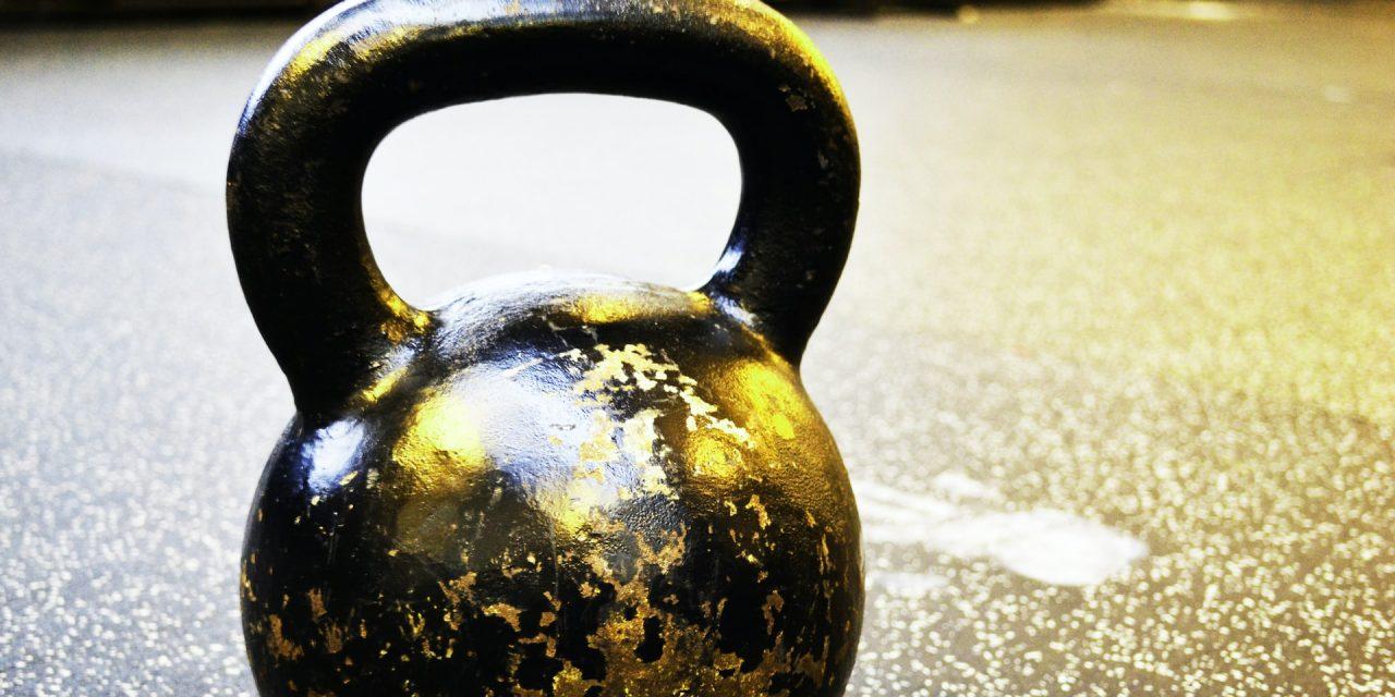 Sådan kan du træne effektivt med kettlebells